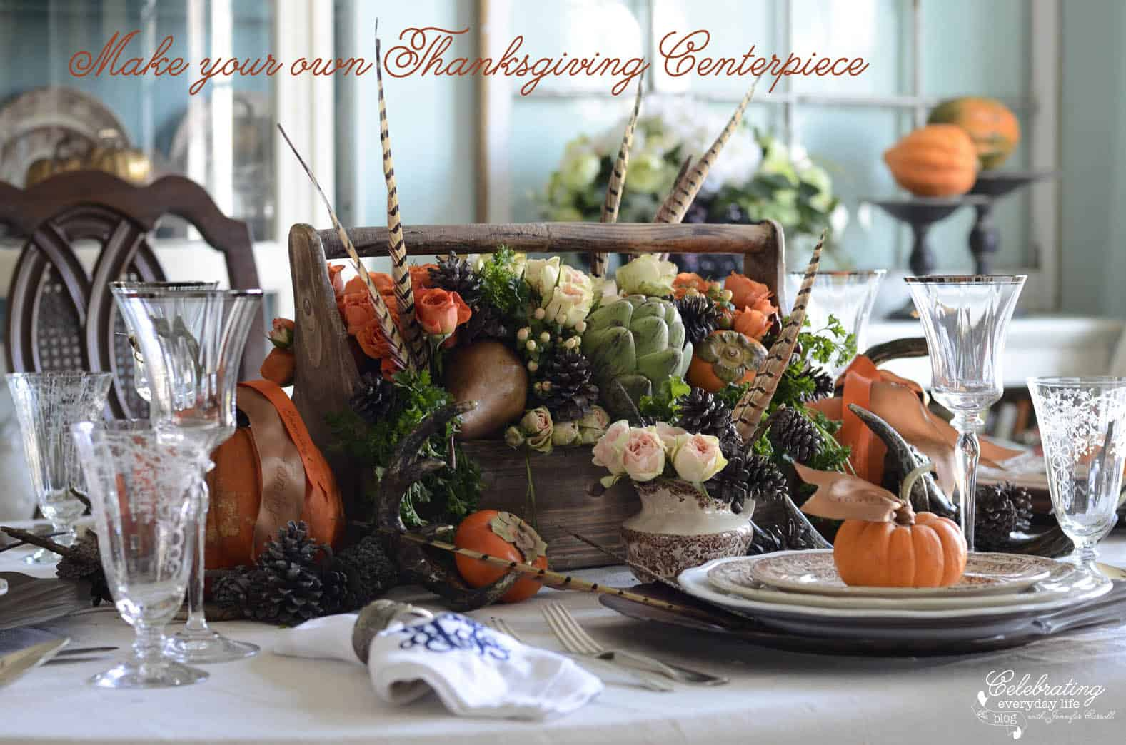 Thanksgiving diy how to make your own