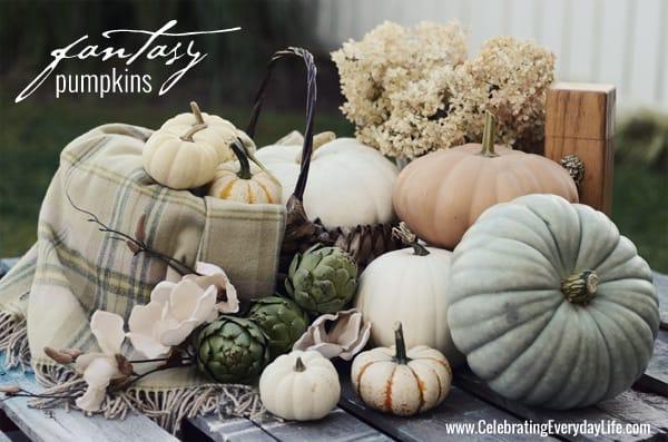 Free Fall Harvest Wallpaper Fantasy Pumpkins A Magical Harvest Of Pastel Fall Splendor