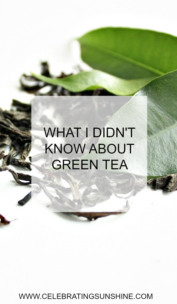 The miraculous power of green tea is in the antioxidants and their powerful effect on the body.