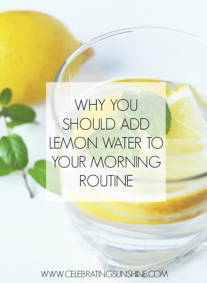 Drinking lemon water in the morning is a cheap and easy way to boost vitality, cleanse your system, and maintain and improve your health.