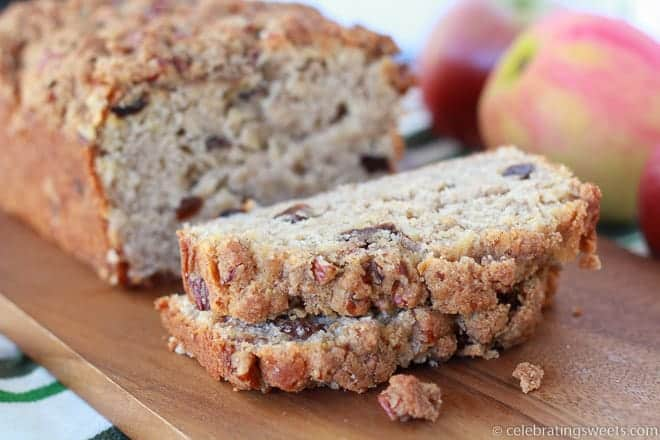 Apple Spice Bread 2
