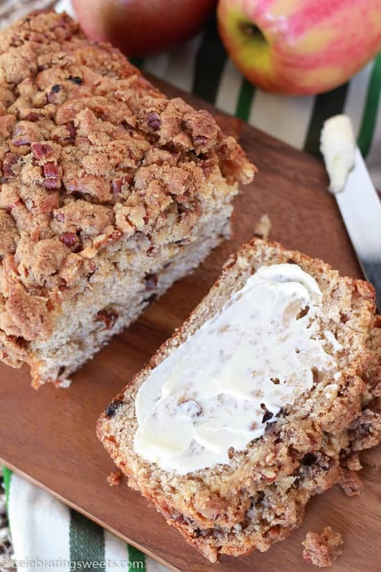 Apple Spice Bread 3