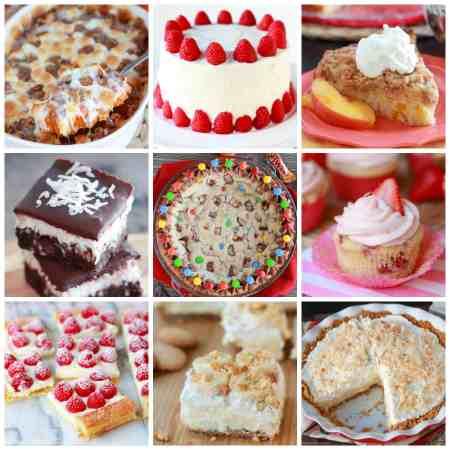 2014 recipe collage