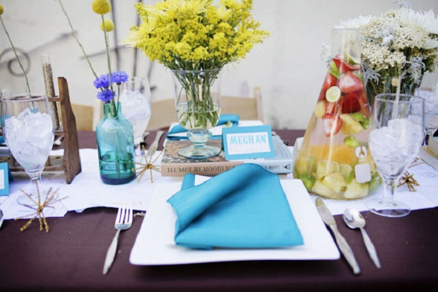 Perfect Chemistry Bridal Shower Celebrations At Home