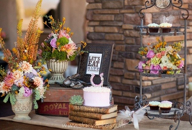 Fall Outdoor Decorations Wallpaper Chic Western Theme Wedding Shoot Guest Feature