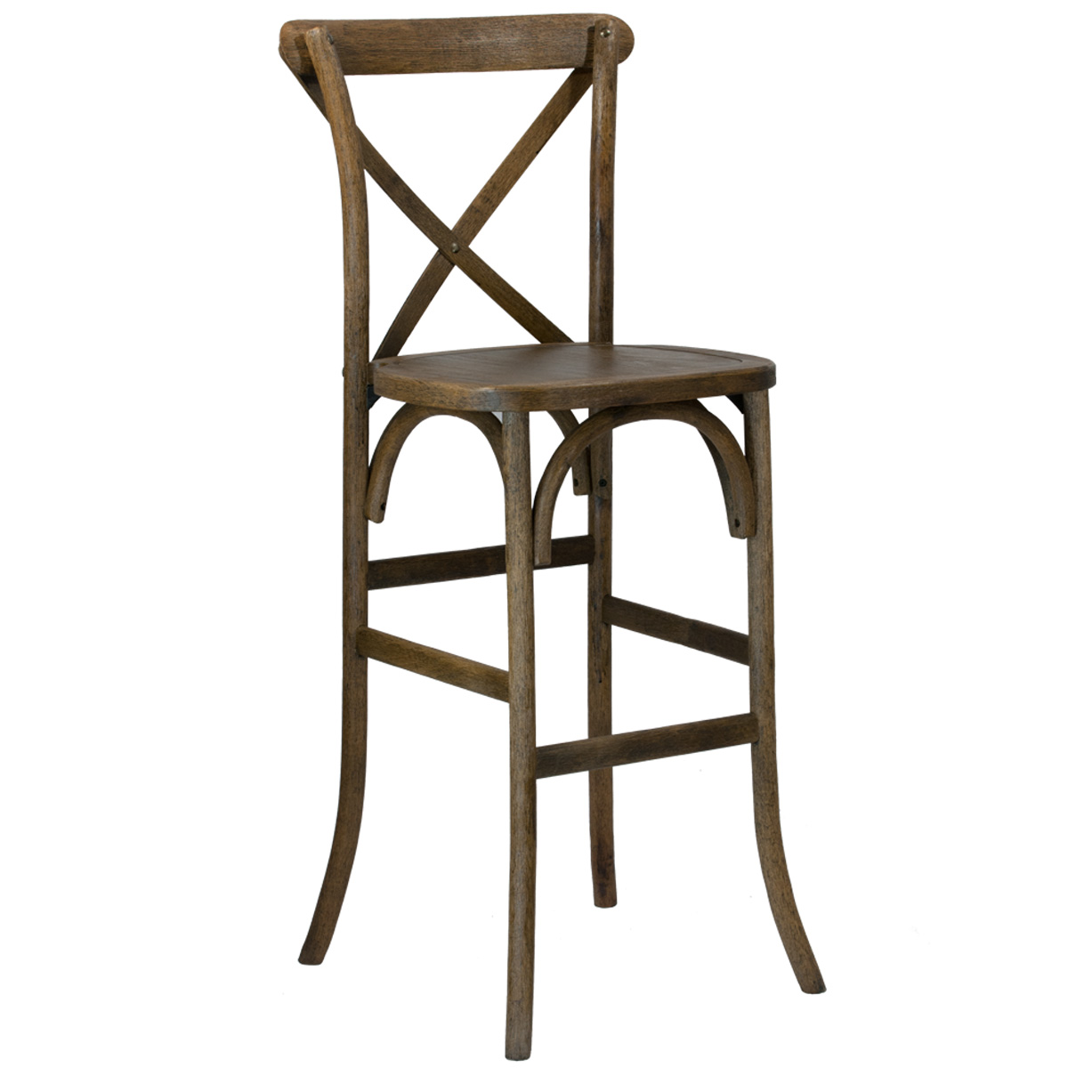 28 Barstools Cross Back Barstool