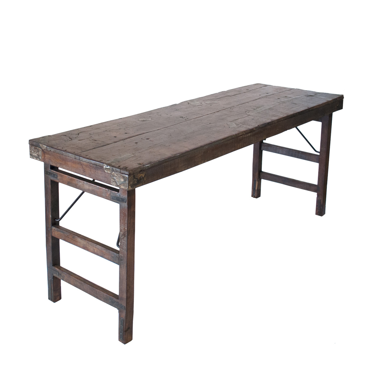 Folding Table Vintage Folding Table Celebrations Party Rentals