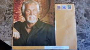 Kenny Rogers Autograph