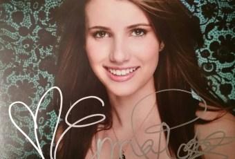 Emma Roberts Autograph