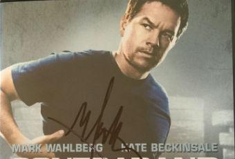 Mark Wahlberg Autograph
