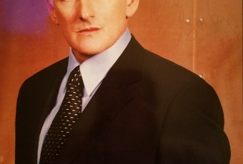 Victor Garber Autograph