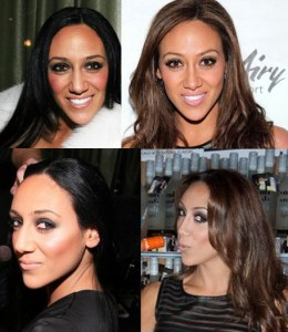 Melissa Gorga before