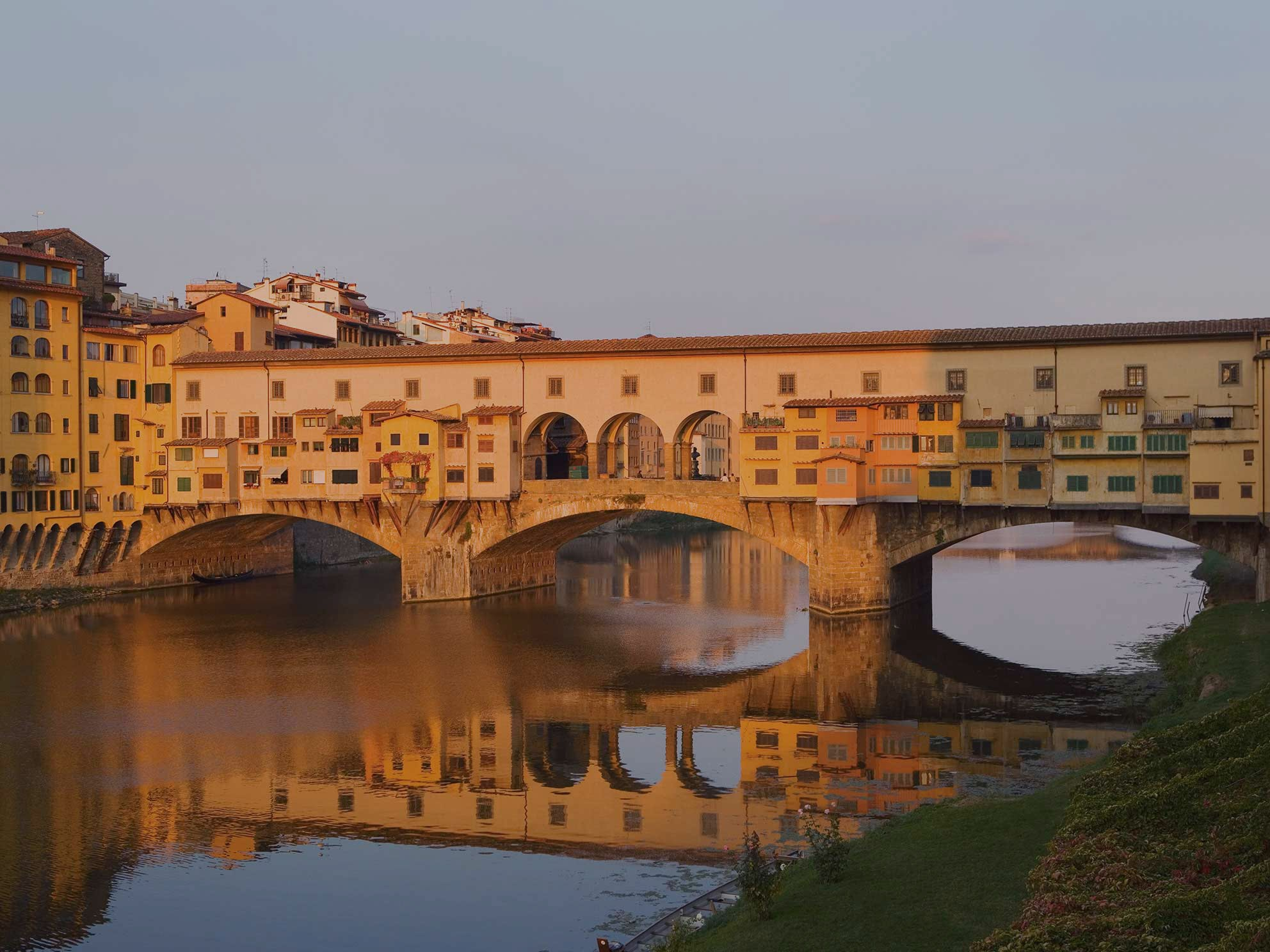 Il Ponte Just Eat Tuscany Cruise Explore Florence Pisa From Port Livorno