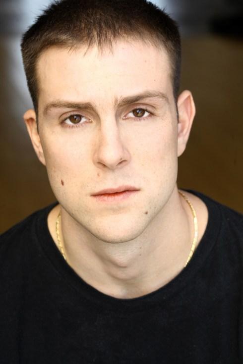Actor Mattia Bartoli