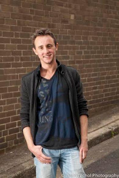 Australia's Andrew Guy