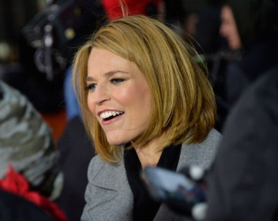 Six Things You Didn't Know about Savannah Guthrie