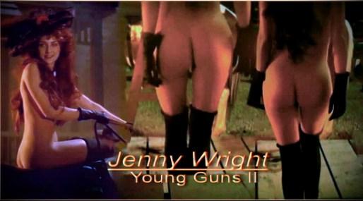 Jenny Wright Nude