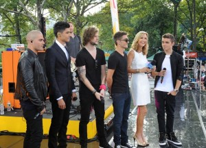 THE WANTED, LARA SPENCER