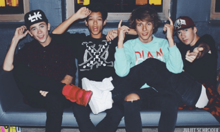 """The Fooo Conspiracy Makes US Debut with EP """"Coordinates"""" – Watch our Exclusive Interview! (@thefooomusic)"""