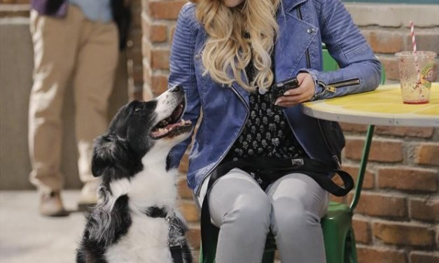 It's a Dog Date Afternoon in the New Episode of I Didn't Do It! – Check Out the Pics!