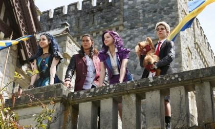 Descendants Hits 1 Million Streams Before Television Premiere (@DisneyChannel #DisneyDescendants)
