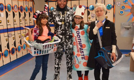 The Cast of Nickelodeon's Game Shakers Talks All Things Halloween – Read the Q&A! (@GameShakers)