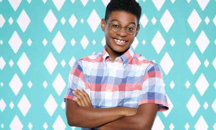 """Kamil McFadden Shares His Favorite Memory from Filming the Season 1 Finale of """"K.C. Undercover"""" – Read the Q&A!"""