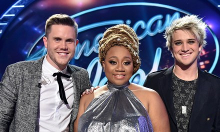 "Celeb Secrets Goes Backstage at ""American Idol"" + Chats with the Final 3 Contestants – Watch the Video!"