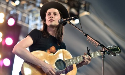 James Bay Performs to a Packed Crowd at Coachella & Announces Fall Headlining Tour