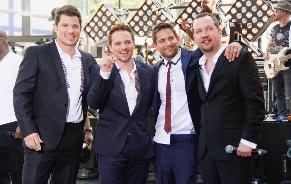 98 Degrees hits the road on My2kTour with Dream, O-Town and Ryan Cabrera