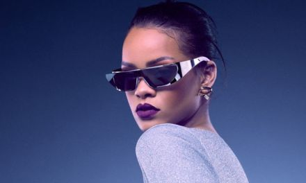 Rihanna Teams With Dior For 'Star Trek' Inspired Sunglass Line