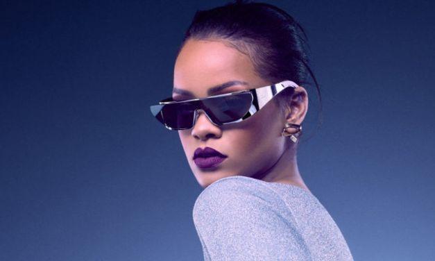 Rihanna Teams With Dior For 'Star Trek' Inspired Sunglass Line