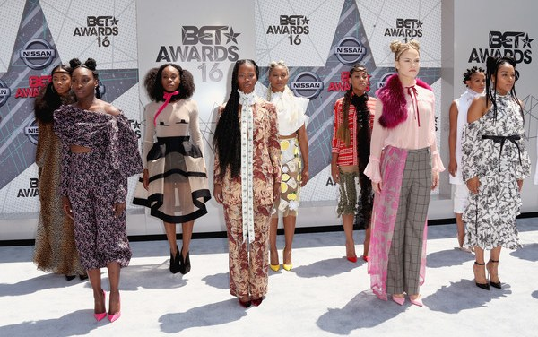 2016 BET Awards: Red Carpet Arrivals