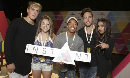 Jake Paul, Baby Ariel, Teala Dunn & More Celebrate INSTANT Launch at VidCon