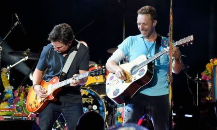 "WATCH: Michael J. Fox Joins Coldplay For ""Back To The Future"" Tribute"