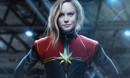 Meet The New Captain Marvel: Brie Larson!