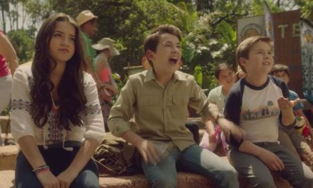 Watch the First Trailer for the Legends of the Hidden Temple TV Movie