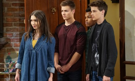 Riley and Her Friends Discover A Big Secret On Tonight's 'Girl Meets World'