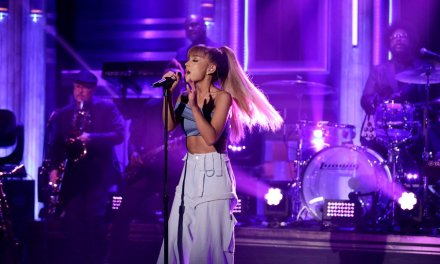 "Ariana Grande and Stevie Wonder Team Up for New Song ""Faith"" – All the Details"