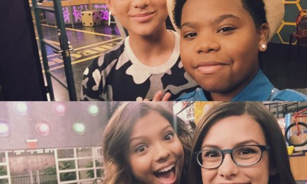 "The Cast of ""Game Shakers"" Talk Season 2 + Reveal Some Juicy Secrets – Watch"