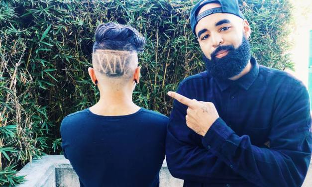 Superfan Gets 24K Buzzed into Haircut After Bruno Mars AMA Announcement – Watch the Video!