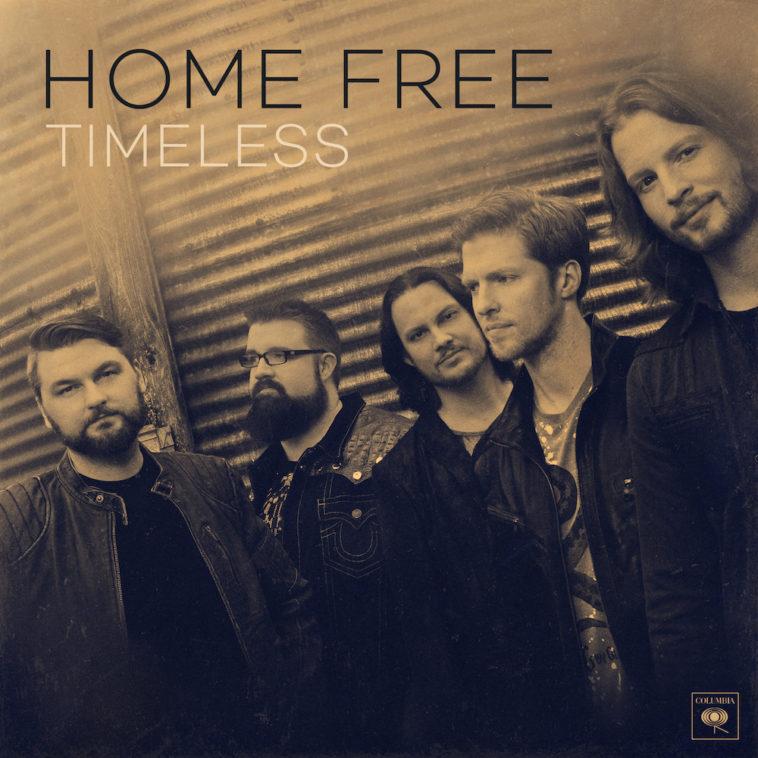 Home Free\u0027s New Album \u0027Timeless\u0027 Debuts at No 2 on the Billboard