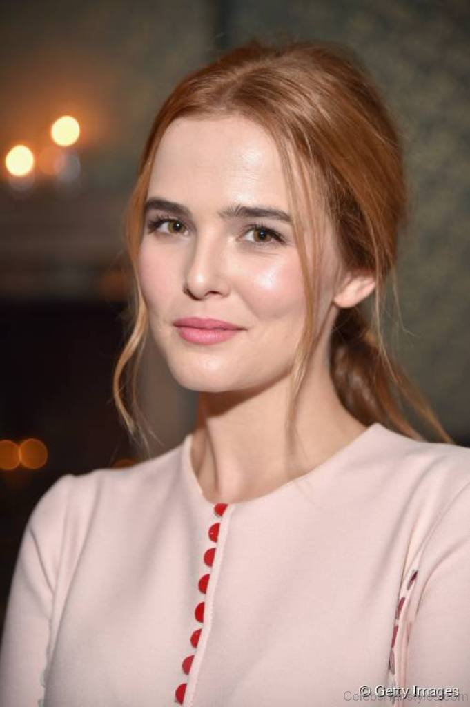 Layered Hairstyles Back 30 Elegant Hairstyle Of Zoey Deutch