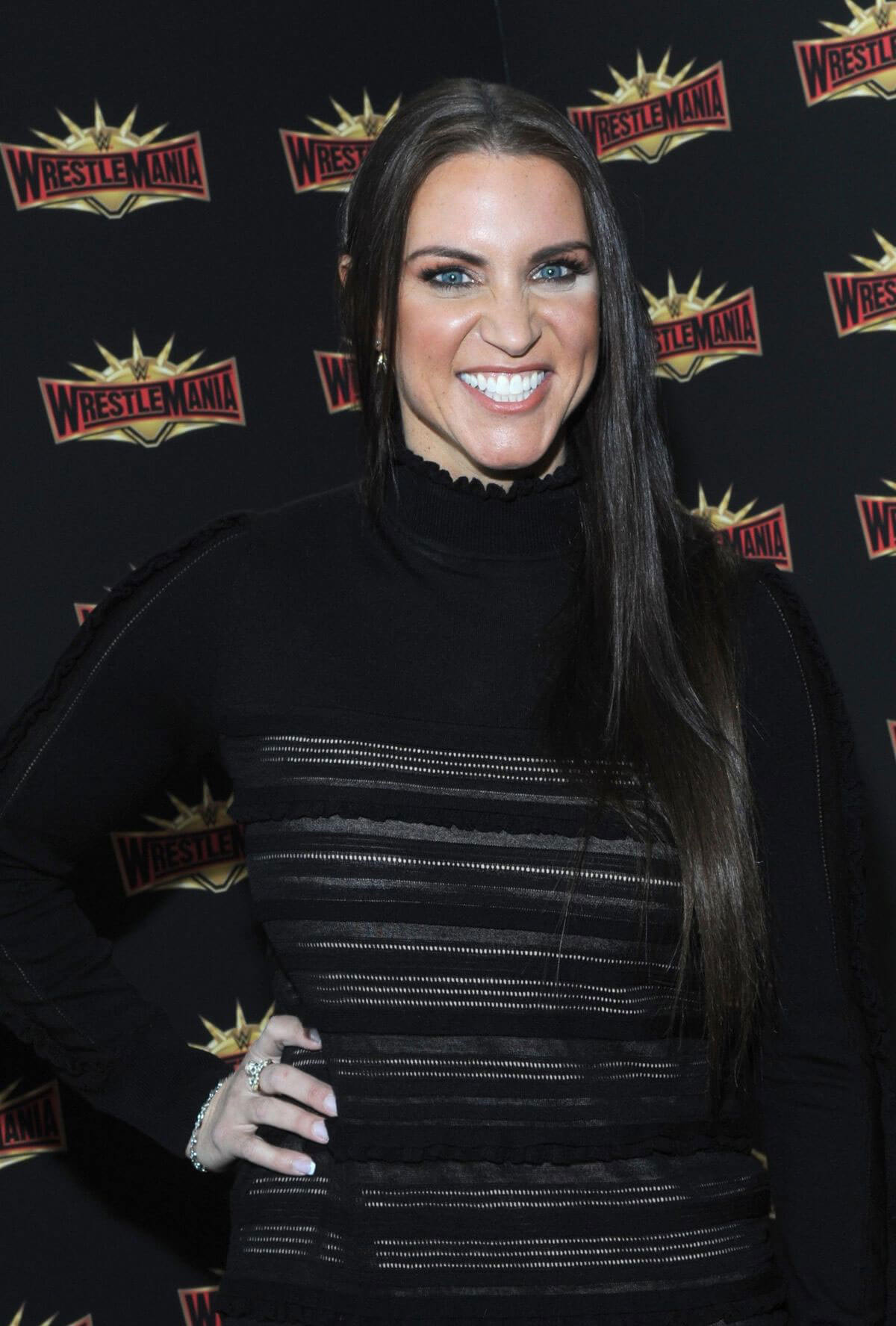 Wwe Songs Stephanie Mcmahon Stills At Wwe Press Conference At Met
