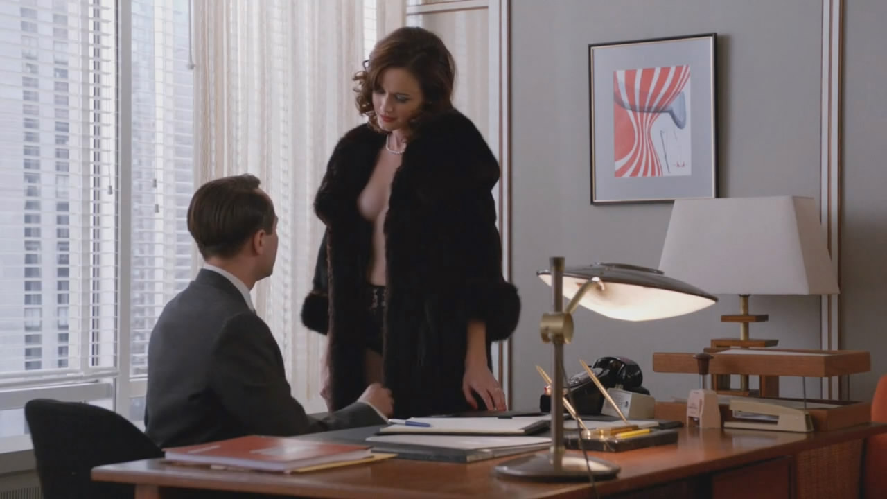 Alexis bledel mad men s5e09 9