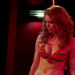 Alicia Witt in Two and a Half Men