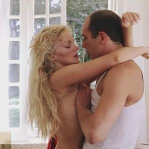 Arielle Dombasle in Pauline at the Beach