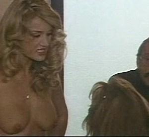 Barbara Bouchet in Spaghetti a mezzanotte
