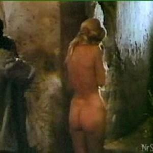 Barbara Bouchet in Una Cavalla tutta nuda