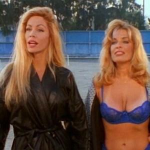 Becky LeBeau in Bikini DriveIn